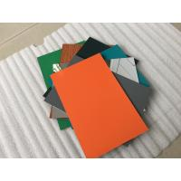 Green PVDF Aluminum Composite Panel With Good Color Uniformity And Durability Manufactures