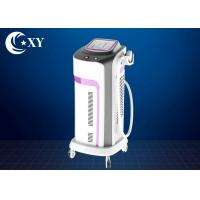 Vertical Painless Diode Laser Hair Removal Machine With 2 Years Warranty Manufactures