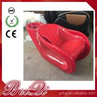 Fiber Glass Shampoo Chair Hot Sale Children Hair Washing Chair Used Beauty Salon Equipment Manufactures