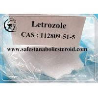 Letrozole Anti Estrogen Femara Hormone Powder for Breast Cancer Manufactures