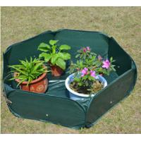 Green Color Raised Garden Bed Manufactures