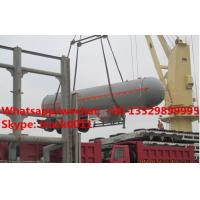 Quality Factory sale lowest price China-made bulk road transported lpg gas tank, for sale