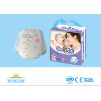 Safe Infant Baby Diapers , Eco Friendly Disposable Diapers For Just Born Babies Manufactures