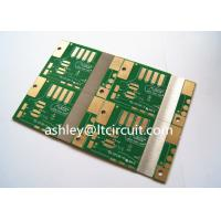 Aluminum / Stainless Steel / Alloy Metal Core Pcb Prototype with ENIG Plating Manufactures