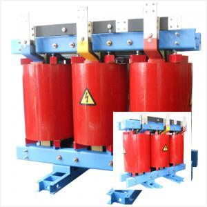 10kV - 250 KVA Dry Type Cast Resin Transformer Inflaming Retarding Fireproof Manufactures