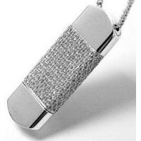 Decent Sliver Necklace USB Flash Drive Can Be Used for Men and Women (WS-214) Manufactures