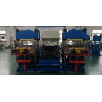 Four Molds Installed 400 Ton Truck Brake Pads Molding Hot Press Machine Manufactures