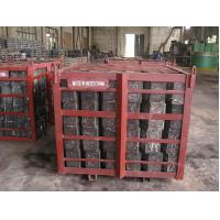 Wear Steel Mill Liners Castings Cement Mill Liner DF039 Hardness More than HRC48 Manufactures