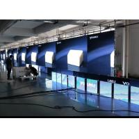 Ultra Slim LED  Video Wall Screens  With High Contrast Ratio For Performance Show Manufactures