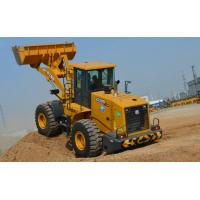 High Reliability Mining Wheel Loader , Wheel Loader Excavator Stability Manufactures