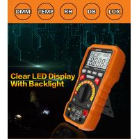 Automatic Range 20 Amp Digital Multimeter , Commercial Electric Multimeter Manufactures