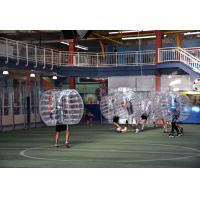 0.55mm PVC Tarpaulin Material Inflatable Collision Ball , Inflatable Sports Toys Manufactures