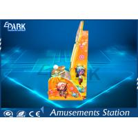 Kids Coin Pusher Subway Parkour Joystick Controlled Amusement Game Machines Manufactures