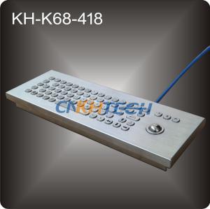 Desktop computer metal keyboard Manufactures