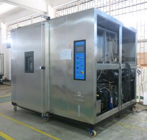 Single Door Programmable Control High Temperature Aging Test Room RT+15 Deg C to 150 Deg C Manufactures