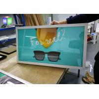 Picture Poster Frame Light Box A3 Aluminum Wall Mounted For Movie Poster Manufactures