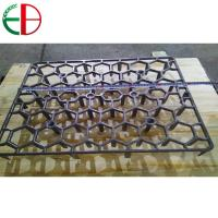 China Tray Grids Heat Treat Baskets For Heat Treatment Furnace , Long Use Life on sale