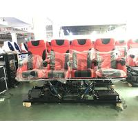 Quality Mobile Truck 7d 9d Cinema Simulator with Electronic Platform / 5d Theater for sale