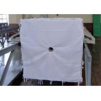 China Dust / Liquid Filter Press Plates Woven Monofilament PP Filter Cloth on sale