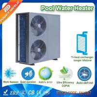 30kw Spa Swimming Pool Heat Pump for 120CBM Water Volume 28 to 35 DegC Manufactures