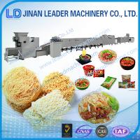China Instant Noodles Production Line automatic making machine price on sale