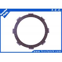 Honda CG125 Motorcycle Clutch Plate , Friction Clutch Disc And Pressure Plate Manufactures