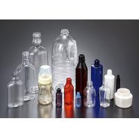 China Compact Plastic Blow Moulding Products , Blowing Plastic Bottles Pantone / RAL Color on sale
