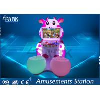 Lovely Cow Arcade Ticket Machine / Arcade Redemption Games CE Certificated Manufactures