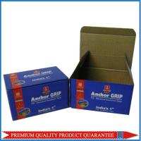 Strong Material Corrugated Color Paper Box for Screw Packaging China Manufactures