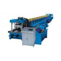 High Efficiency 7.5KW Stud Roll Forming Machine With 25 M / Min Working Speed Manufactures