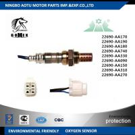 SUBARU lambda oxygen sensor replacement 22690-AA170 22690-AA190 22690-AA180 Manufactures