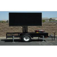 1 / 4 Scan SMD P10 Tow Mobile Truck LED Display Outdoor High Definition Manufactures