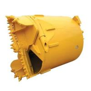 Rock Bits Auger Bucket , Rock Drilling Equipment Heavy Duty Construction Manufactures