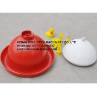 Plastic Red Orange Automatic Plasson Chicken Drinker for Poultry Farm for Chicken Deep Litter System Manufactures
