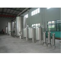 High Performance Bottling Water Purification Machine With Precision Filter Manufactures