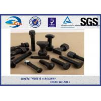 Various Railway Bolts With Nuts For Russian Railroad GOST Clamp Bolt Manufactures
