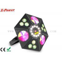 0.5W 5 in 1 RGBUV Effect Led Disco Lights For Home , LED Mushroom Lights Manufactures