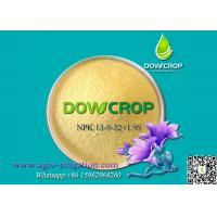 100% WATER SOLUBLE NPK 13-9-32 + 2MgO+1.9S Manufactures