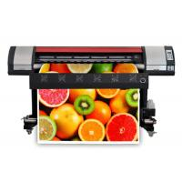 Large Format Eco Solvent Printer Outdoor Flex Banner Poster Billboard Advertising Printing Machine Manufactures