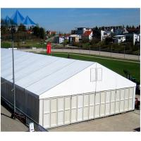 Flexible Industrial Storage Tents Selectable Size With Soft PVC Walls / Glass Walls Manufactures