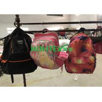 Fashion Used School Bags First Grade Mixed Size Second Hand Used Bags Manufactures