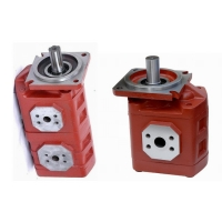 China Supplier SDLG Wheel Loader Spare Parts Hydraulic Gear Oil Pump Manufactures