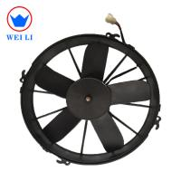 Bus A/C Axial Fan Condenser Fan 2000m3/H Air Flow With Customized Logo Manufactures