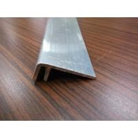 6063T5 Mill Finish Aluminium Angle Extrusions with Different Sizes Stock Mould Manufactures