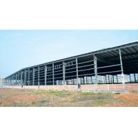 Construction Steel Structure , High Rise Building Structures Manufactures
