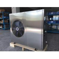 Dual system Controller Air Source Heat Pumps with Freestanding Mounting Type Manufactures
