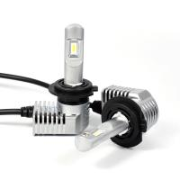 New Design led headlight bulb H4 H7 H11 9005 9006 9007 / HB5 Dual Beam LED 80W 10000LM Headlight Bulb Conversion Kit Manufactures