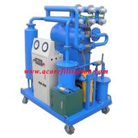 Single Stage Vacuum Dielectric Insulating Oil Purifier Machine Manufactures