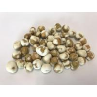 Nutural Coated Wasabi Green Peas Crispy Taste Snack Good For Spleen / Stomach Manufactures