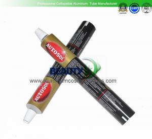 Soft Emptyaluminium Collapsible Tubes , Hair Dye Cream Aluminium Tube Packaging Manufactures